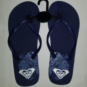 Roxy Women's Beach Flip Flop Sandals
